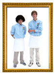 high school muscial 2 costume waiter