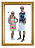 high school muscial 2 costume golf