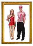 high school muscial 2 costume ryan sharpay