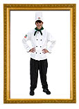 high school muscial 2 costume chef